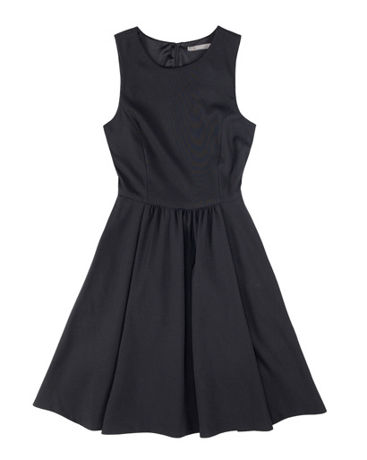 Office PartySleeveless dress with pleated skirt, Zara, $80-Celebrate, We Will: The Best Party Dresses of the Season Photo: Courtesy of Zara