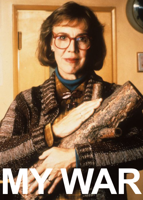 "agentmlovestacos:  Log Lady.  ""My log has something to tell you."""
