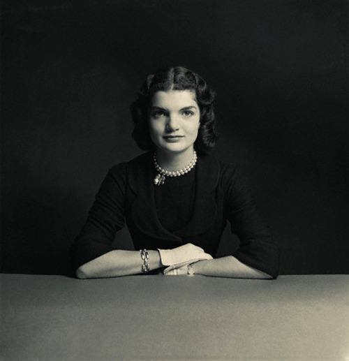 Defining the word elegant - Jacqueline Bouvier.