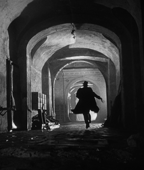 The Third Man (1949, dir. Carol Reed)
