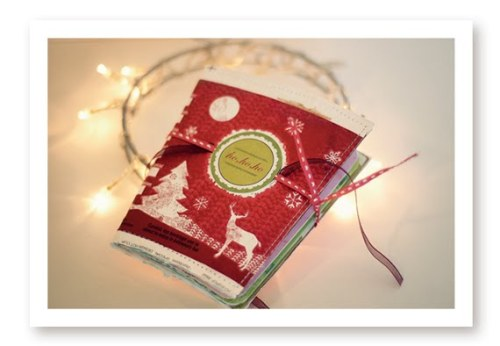 julieannshahin:  he{ART}: Christmas coffee album… for sale by wilna