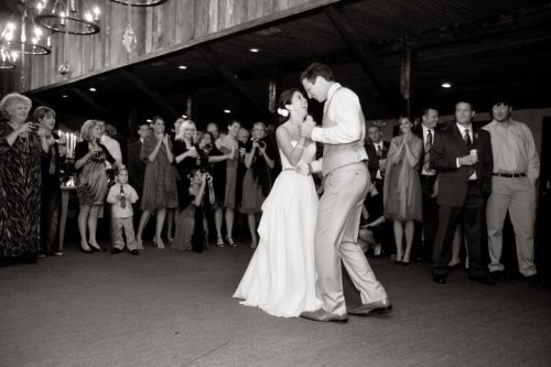 First dance bliss. I can't wait for this moment.