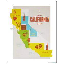 California Travel Poster via FFFFOUND!