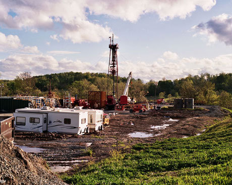 Fracking Moratorium Passed in New York  Critics of hydraulic fracturing, a method of natural-gas extraction that involves shooting millions of gallons of pressurized fluid laced with toxic chemicals into the ground to break up rock formations and release gas trapped inside, have been gathering force for several years now as the technique has become more widespread. While fracking, as it is colloquially known, has made vast new gas reserves accessible in the United States, leading to hype about natural gas as a solution to our nation's energy problems, the rush of drilling has occasioned disturbing accounts of groundwater contamination and environmental degradation. Over the course of the past year the issue has taken on new prominence, with an acclaimed (and Oscar short-listed) documentary film, Gasland, doing much to draw attention to the darker side of natural gas, and with concerned citizens and activists across the country taking action to slow down or halt the pace of gas-related leasing and drilling in their communities. In June 2010, Vanity Fair explored how families in Dimock, Pennsylvania, and elsewhere have been grimly impacted by water contamination and other forms of pollution related to gas drilling. The state of New York, which sits atop a large gas reserve known as the Marcellus Shale, has become a particularly fierce battleground in the debate over fracking, largely because of plans to drill for natural gas via fracking in the New York City watershed. Yesterday, the New York State Assembly voted 93 to 43 to impose a statewide moratoriumon fracking while a comprehensive review of the practice is undertaken.  Continue reading… Vanity Fair