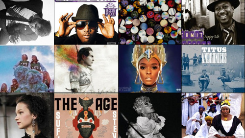 nprfreshair:  NPR Music's 50 Favorite Albums of 2010. Enjoy!  What was yours?