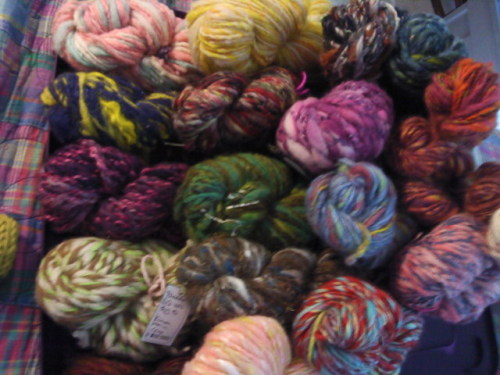 Handspun yarn available @ Fluff4ewe