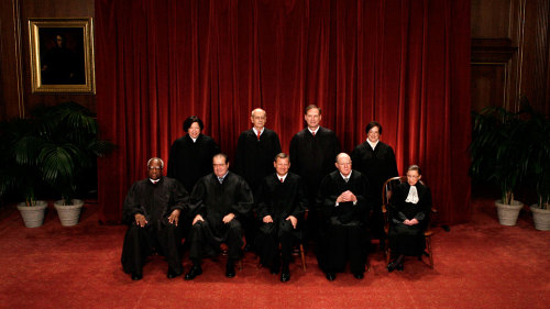 Tomorrow: We talk about the Roberts court with New York Times Supreme Court correspondent Adam Liptak. He's recently written about how the Roberts court has become the most conservative one in living memory, and that several of the court's written decisions have been unusually long, but lacking in clarity.