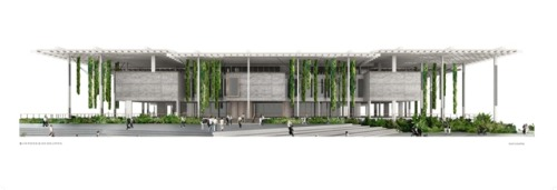 Miami Art Museum Breaks Ground on New, Herzog & de Meuron-Designed Building