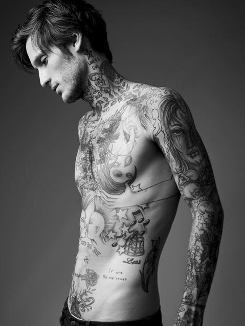 loveorhateorlove:  Model: Jonathan Kroppmann Ph: William Lords