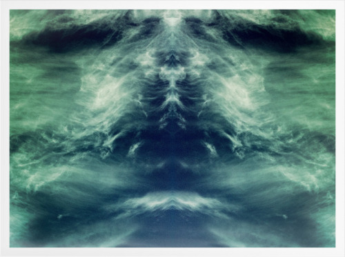 Rorschach Clouds 0008: What do you see?