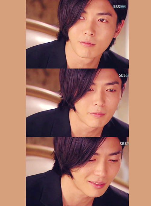 so heartbreaking :'(   Kim Jae Wook was amazing in Bad Guy (Nappeun Namja). <3 HCNY peeps :)