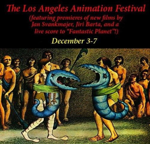 The Los Angeles Animation Festival