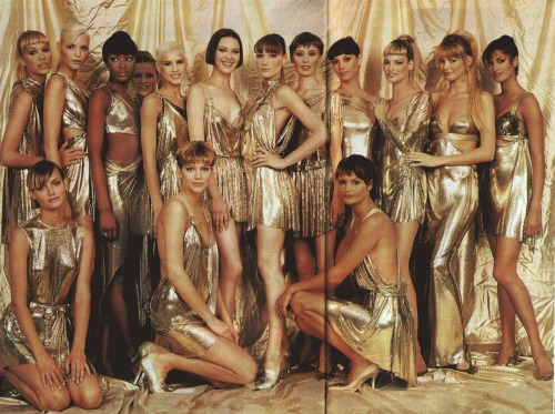 Gilded Legion of Versace