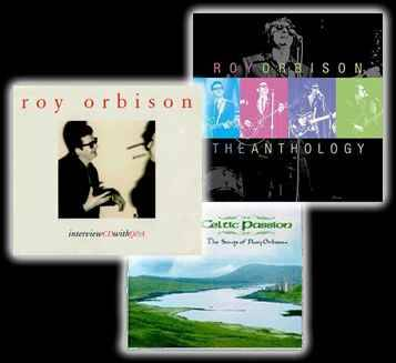 Big O Weekly Sale! Get 3 Roy Orbison CD's for $12.00 with Free Shipping! Included in this bundle: 1. Roy Orbison: The Anthology 2. Roy Orbison Interview CD: Q&A 3. Celtic Passion: The Songs of Roy Orbison Go to http://store.royorbison.com/ for this great deal and more!