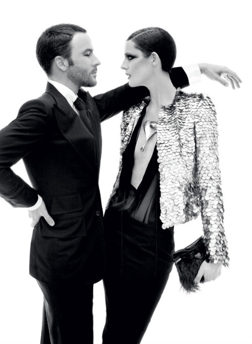 Tom Ford is back…!