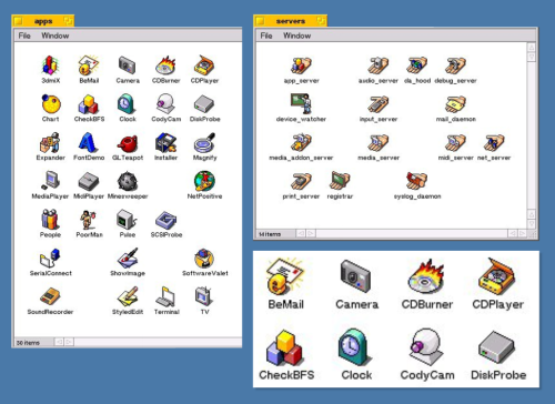 The History of GUI Visual Design - How many of these OS screenshots do you remember? My walk down memory lane took me to dorm rooms, apartments, college computer lab jobs, and several post-college jobs. And Mac OS 10.0 isn't nearly as good looking as you might remember.