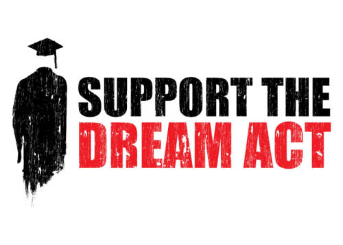 REBLOG this! The DREAM Act is up for vote today.