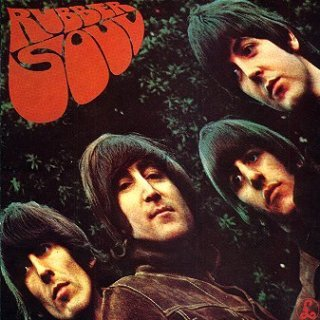 RUBBER SOUL - THE BEATLES (1965, Parlophone) Highest UK Chart Position: #1 Track listing: Drive My Car Norwegian Wood (This Bird Has Flown) You Won't See Me Nowhere Man Think For Yourself The Word Michelle What Goes On Girl I'm Looking Through You In My Life Wait If I Needed Someone Run For Your Life