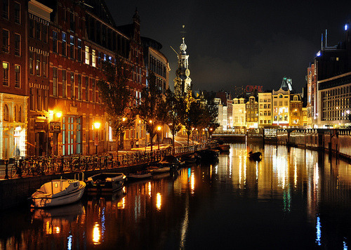 besttravelphotos:  Amsterdam, The Netherlands