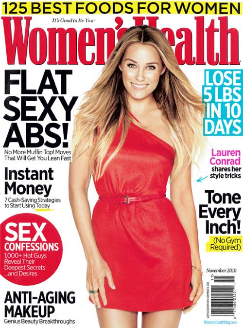 I always get tips from Womens Health! I'll be posting some soon :)