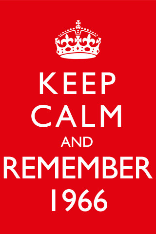 Keep calm and remember 1966