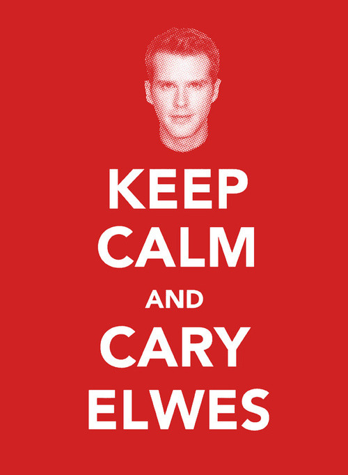 Keep calm and Cary Elwes