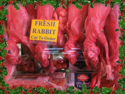 Today's meat is Rabbit. (meatsource)