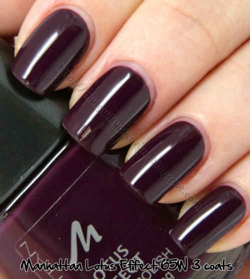 Manhattan Lotus Effect 65w, three coats. Great application.  Via
