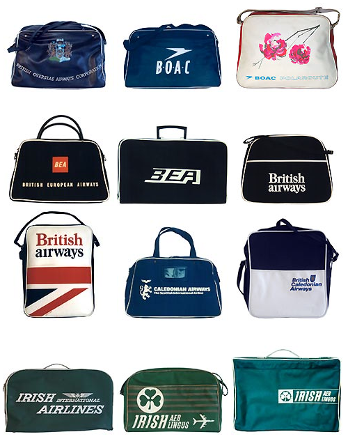 The Airline Bag Lounge (via)