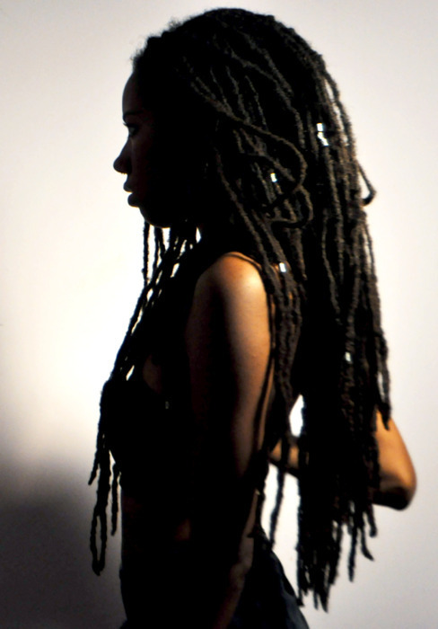 eclecticallyjai:  Oh! The sex appeal of locs yesss lord lol  I can't wait untill my locks look like hers..