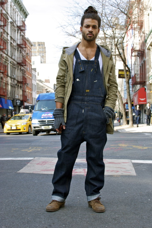 blackfashion:  via dapperlou.com