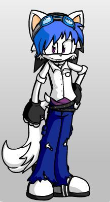 Gosh… Guess who? http://gen8hedgehog.deviantart.com/art/Male-Furry-Dollmaker-v1-1-64778353