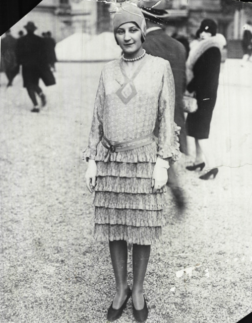 1928 fashion inspired by Dior