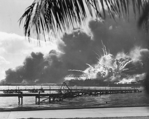 Today is the 69th Anniversary of the Attack on Pearl Harbor. Take a moment to remember those lives lost and to thank the men who continue to keep us safe.