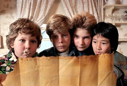 rubodewig:  Remembering The Goonies FFFFOUND! | That Obscure Object