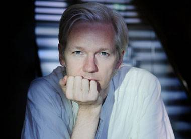 Julian Assange 2010 Person Of The Year