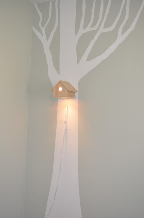 treehouse light.  love.  definite.  want.  got it!  so excited to paint the tree now and hang it.  click pic