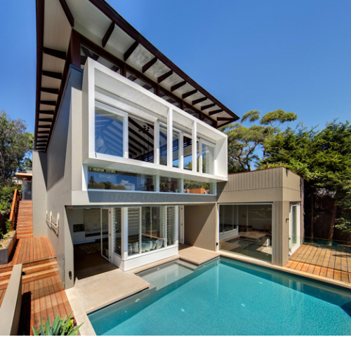 homedesigning:  Dream Home : Parsley Bay Residence by Molnar Freeman Architects | ChicTip.com - Interior Design Blog -Interior Design Ideas, Tips & Inspiration