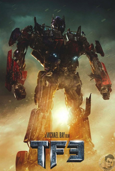 fuckyeahmovieposters:  Transformers: Dark of the Moon  what