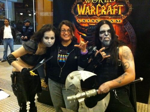En el lanzamiento de World Of Warcraft Cataclysm ;)