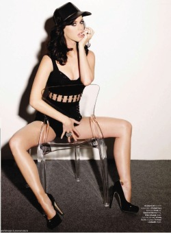 iheartkatyperry:  Maxim Magazine - January 2011