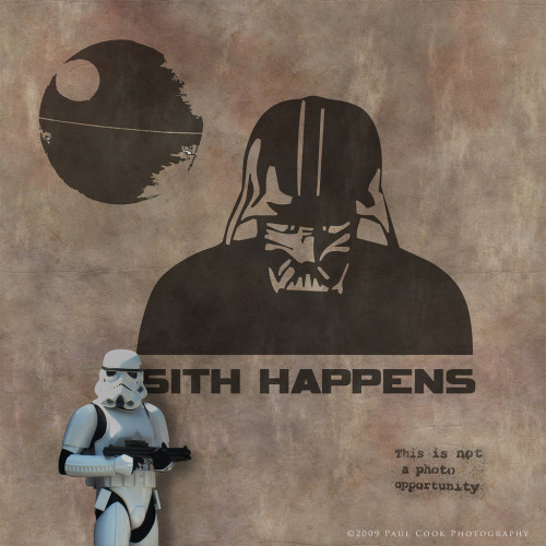 Sith Happens (Paul Cook Photography)