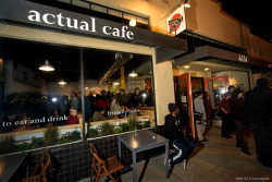 Oakland Local North Oakland's Actual Cafe Turns One on Friday