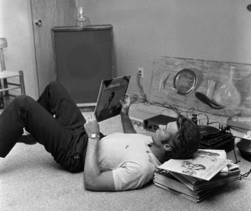 Clint Eastwood, 1959. (via aquariumdrunkard)