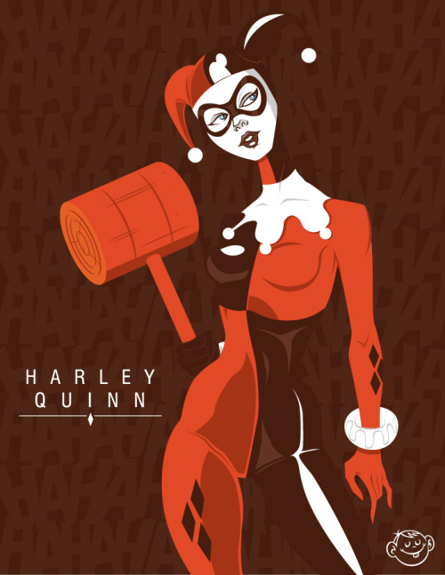 Who doesn't love Harley Quinn?
