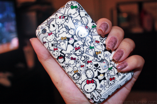 Tokidoki x Hello Kitty iPhone 3G/3GS Case / caleemama