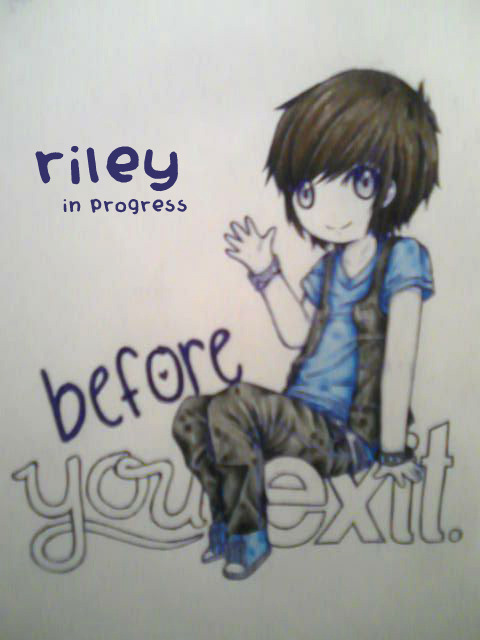 Riley McDonough - Before You Exit [in progress]