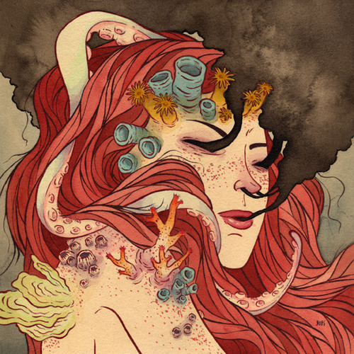 hopeazul:  Ink II - Society6