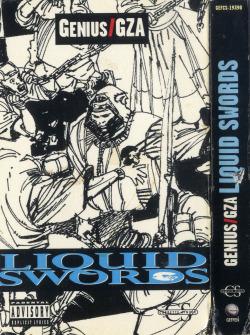 Liquid swords tape cover
