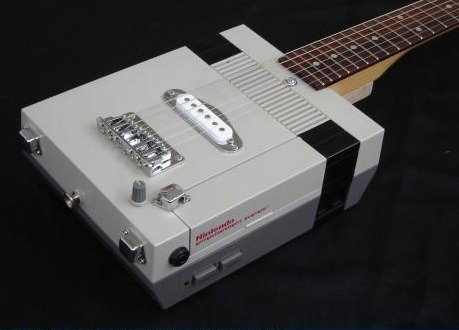 Only Plays 8-Bit Music.